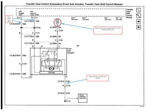 2001 chevy silverado headlight wiring diagram wiring