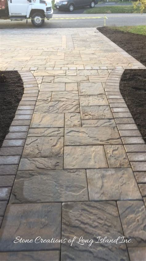 patio and walkway designs best 25 paver walkway ideas only on backyard