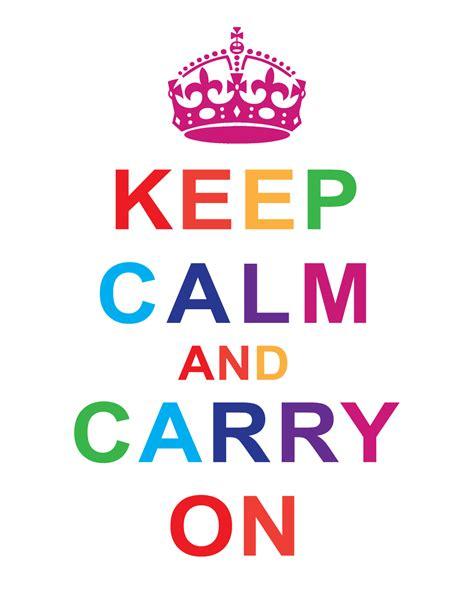 Keep Calm On gdc keep calm and carry on