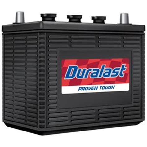 Duralast Heavy duty battery 1 6VOLT   Read Reviews on
