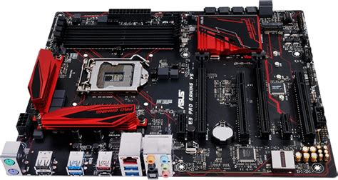 Asus Laptop Gaming Motherboard asus and asrock prep gaming motherboards for intel xeon e3 v5 processors
