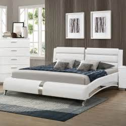 White King Bedroom Furniture Set by Felicity Bedroom Set W Jeremaine Bed White Bedroom