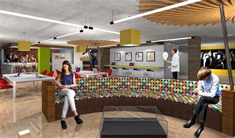 oficinas de trabajo foto dise 241 o de oficinas 193 reas comunes y espacios de