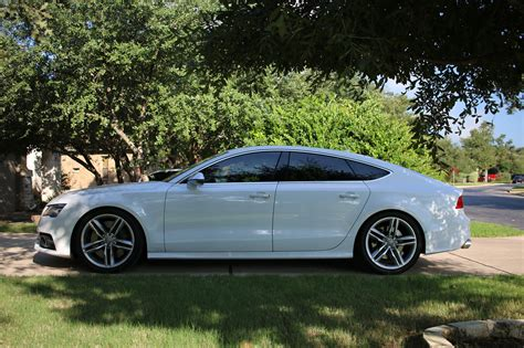 Audi S7 Wei by 187 Audi S7 4 0l Bi Turbo Tuning Box Installed