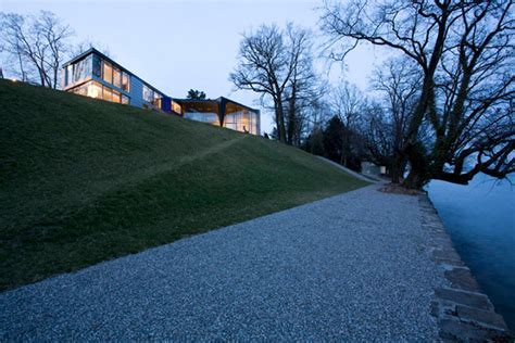 Ultra Modern House Situated In Geneva Switzerland | ultra modern house situated in geneva switzerland