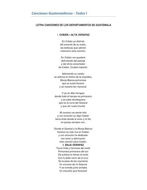 gua completa para tocar 1911267132 canciones guatemaltecas by walfred issuu