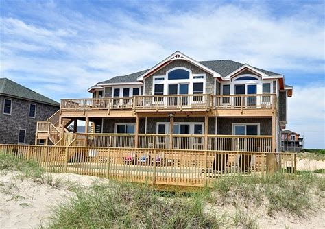 outer banks vacation rentals homes cottages html