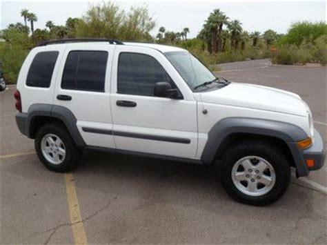 2005 Jeep Liberty Turbo Diesel Sell Used 2005 Jeep Liberty Crd Turbo Diesel 4x4 Carfax