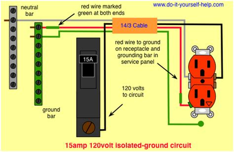 Modern How To Wire A 15 Amp Plug Image Collection - Electrical ...