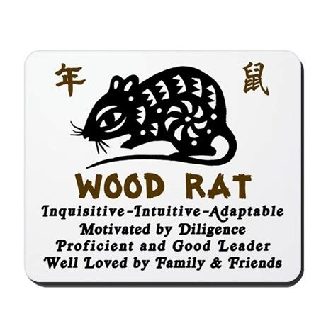 best 28 wood rat astrology chinese zodiac wood rat