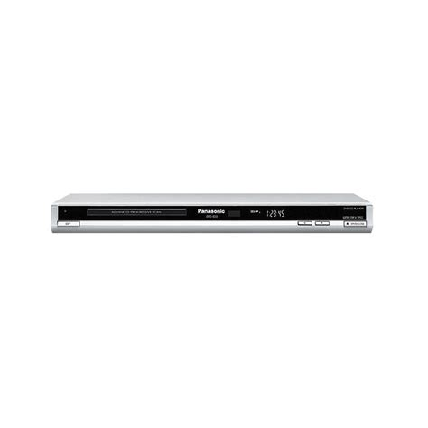 panasonic dvd s500 multi format dvd player with scart cable panasonic dvd s33eb s stylish dvd player with multi format