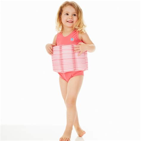 zwemvest splash about 11 18 kg splash about float suit pink candy met rits zwemvesten nl