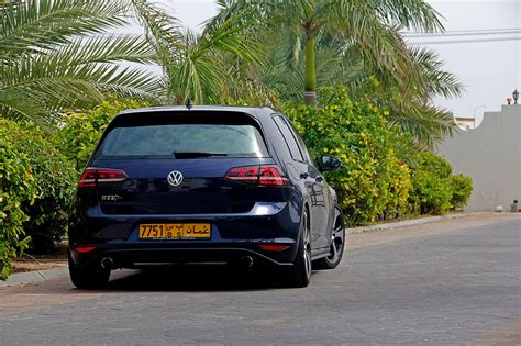 volkswagen gti night blue official night blue metallic gti golf thread golfmk7
