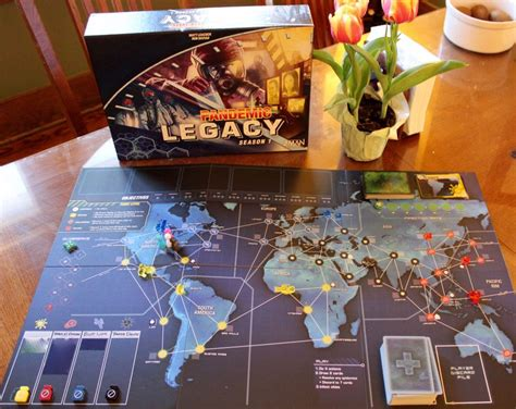 best board in the world pandemic legacy is the best board ever but is it