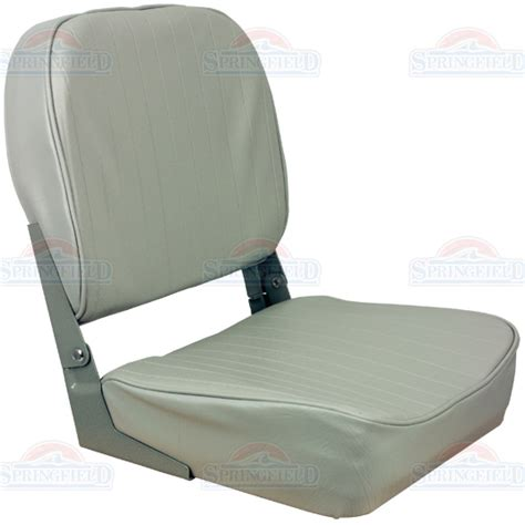 boat seats online springfield economy folding boat seat the chandlery online