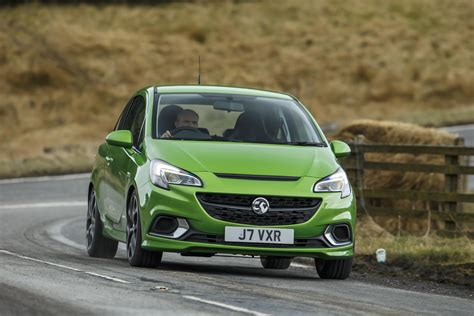 vauxhall blue vauxhall corsa vxr blue revealed pricing announced