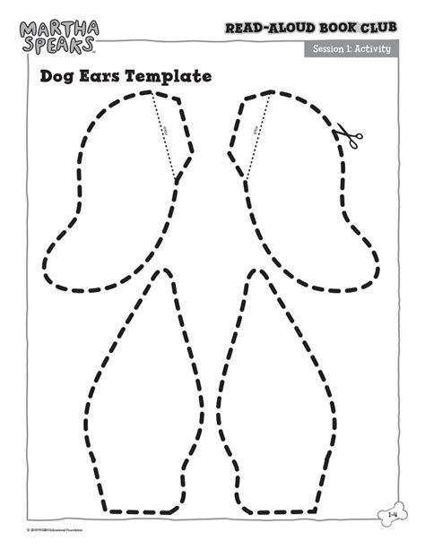 unusual dog ears template ideas resume ideas namanasa com