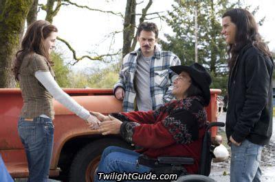 bella charlie billy jacob twilight guide