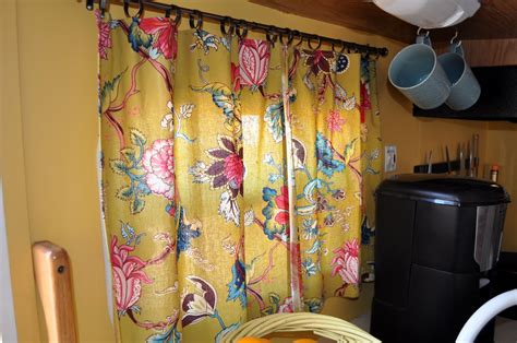 no sew cafe curtains we choose this life no sew caf 233 curtain