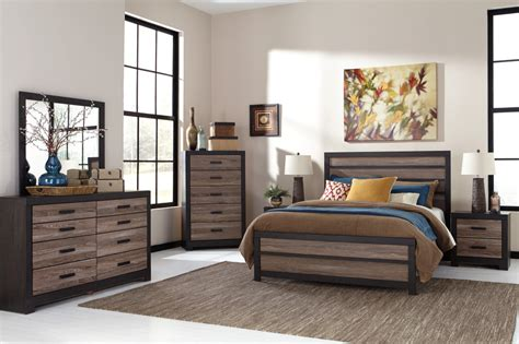 rent   ashley furniture harlinton bedroom group