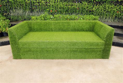 grass couch 10 original furniture pieces that imitate nature