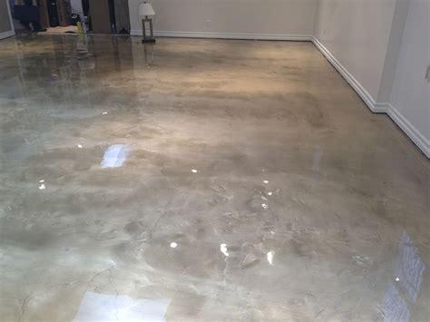 philadelphia metalic epoxy flooring installer