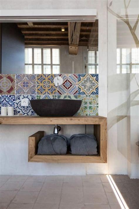 design wäschesammler design bunt badezimmer