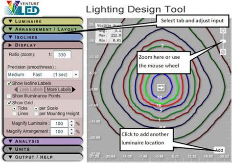 outdoor design tool outdoor lighting design tool how it works venture lighting