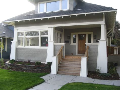 craftsman style porch porch craftsman with screened in front porch vintage homes pinterest front porches