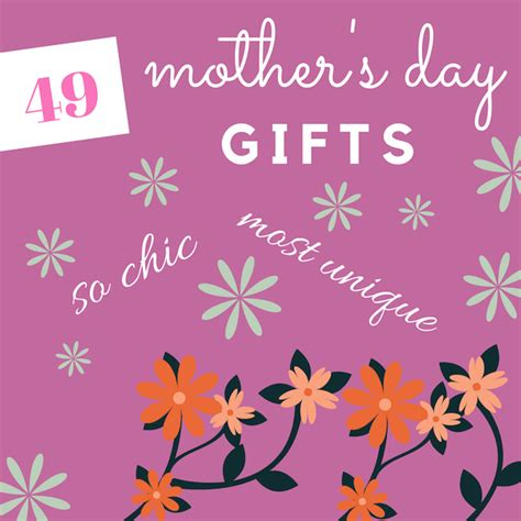 Best Mothers Day Gifts 49 Unique Mother S Day Gifts For Deserving Boonicles