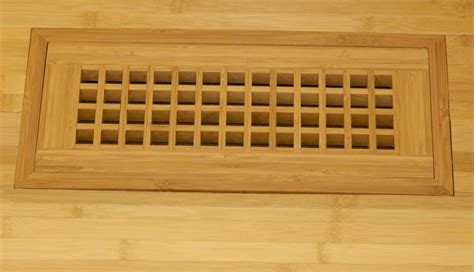 american pacific inc 4x8 1 8 american pecan decorative american wood vents vent covers wall registers and wood