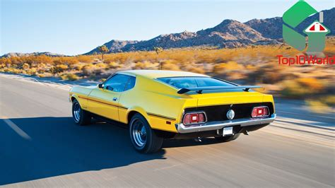 what mustang is the fastest 15 fastest mustangs of all time