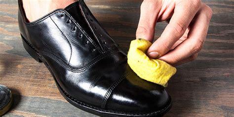 Semir Sepatu Bahan Alami 5 pengganti semir sepatu yang bisa ditemui di dapur