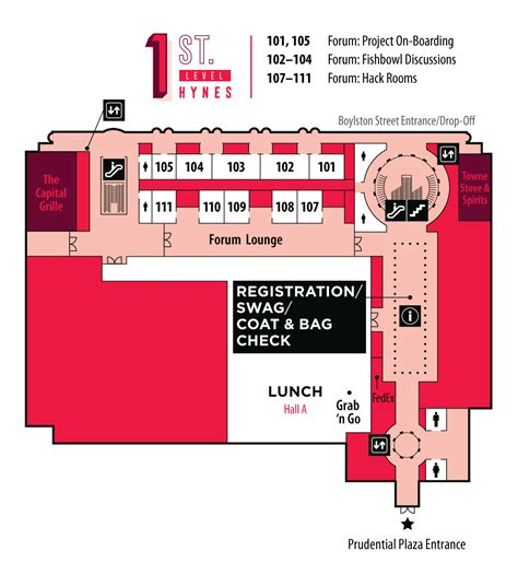 Hynes Convention Center Floor Plan by 100 Convention Center Floor Plan Las Vegas Casino
