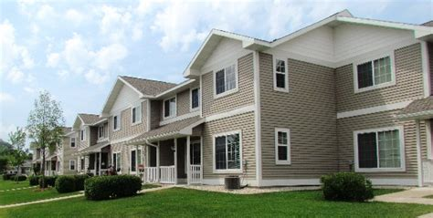 Section 8 Housing Rochester Mn by Harvest Ridge Townhomes Lloyd Management Inc Mankato