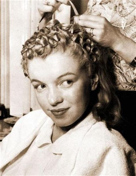 1950s hairstyles pin curls 84 best images about 1950 s hairstyles on pinterest pdf