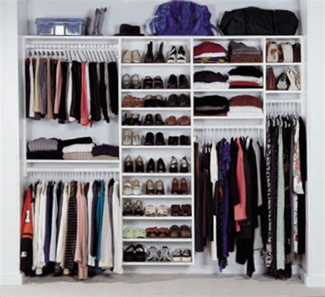 Reach In Closets Organizers Do It Yourself by Reach In Closets
