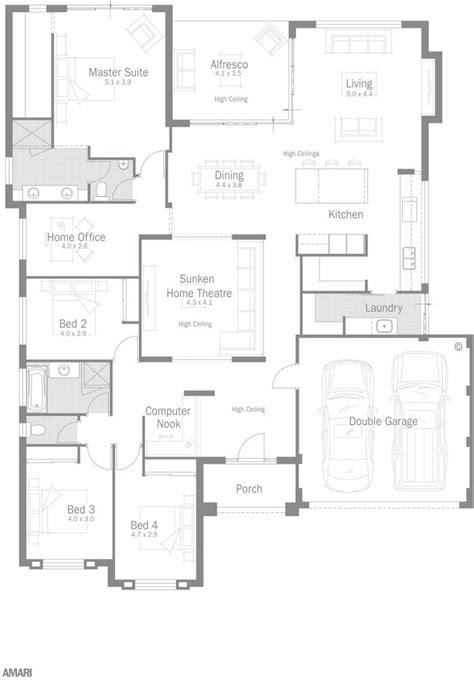 homes with floor plans dale alcock amari floorplan floor plans