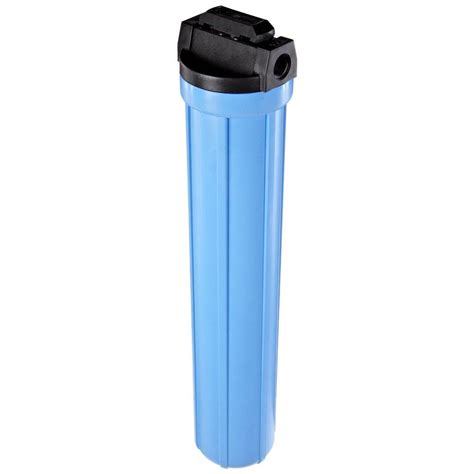 whole house water filter pentek 150166 20 st whole house water filter system pentek 150166 the home depot