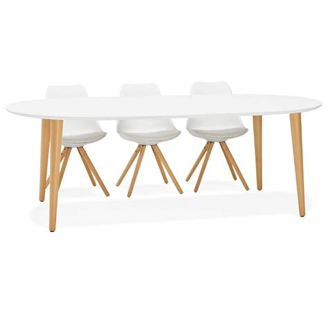 Table Extensible Scandinave by Table 224 D 238 Ner Ronde Extensible Iglou Style Scandinave