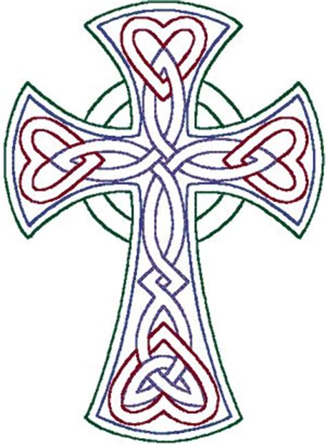 25 best ideas about celtic cross tattoos on pinterest