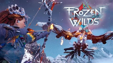 horizon zero the frozen wilds trophies wiki gameplay guide unofficial books horizon zero the frozen wilds trailer