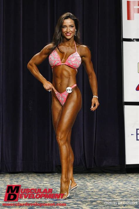 Silvana Overall 2010 ifbb american chionships play by play with
