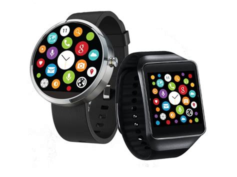 android smartwatches android wear smartwatches can now get the apple look technology news