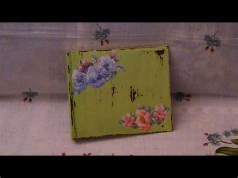 tutorial decoupage su ceramica tutorial decoupage su album fotografico con tecnica