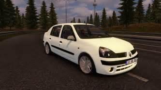 Renault Sedan Cars Ets 2 Renault Clio Car Mod Simulator Mods