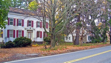 historic district ridge new york