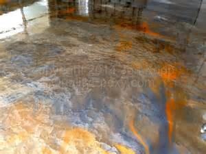 quality epoxy metallic epoxy flooring photos