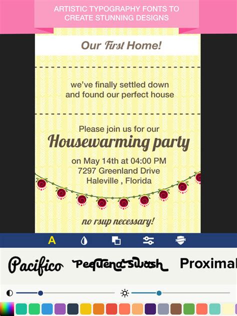 free application for invitation maker invitation maker invite maker and flyer creator by jones