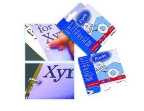 Bantex Clipboard With Cover A4 4240 09 bantex reinforcement rings 250 pcs 8005 00